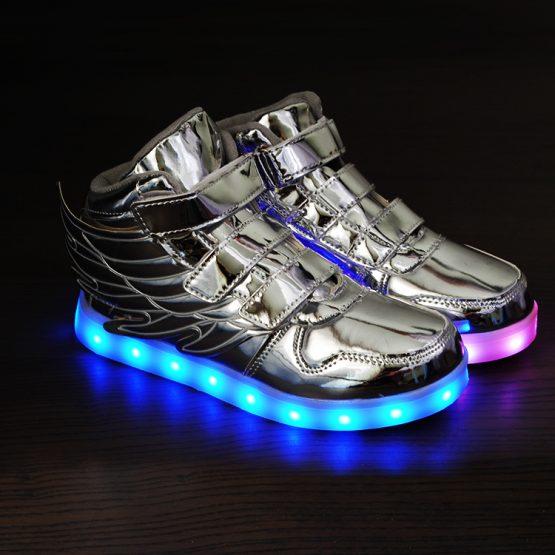 Adidasi-led-argintii-4