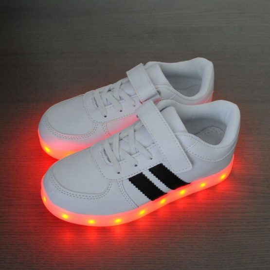 led-white-superstar-copii