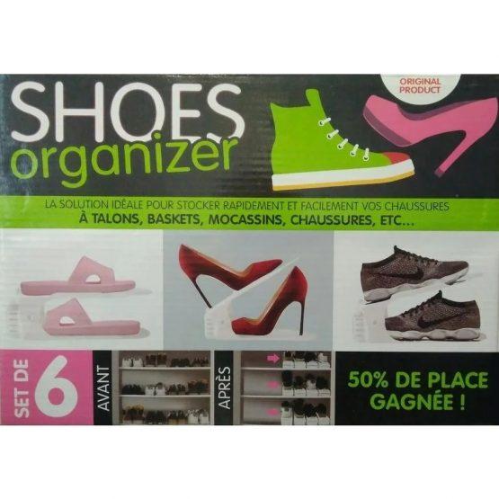 Organizator pantofi Shoe Organizer - Set 6 bucati
